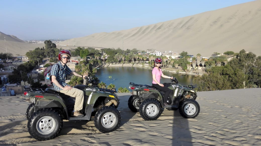 1 Hour Guided Adventures: ATV/UTV Tours