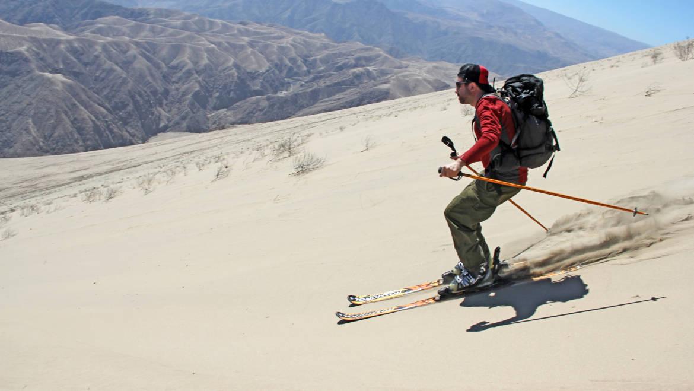 Riding the highest Slopes: Cerro Blanco – Nazca