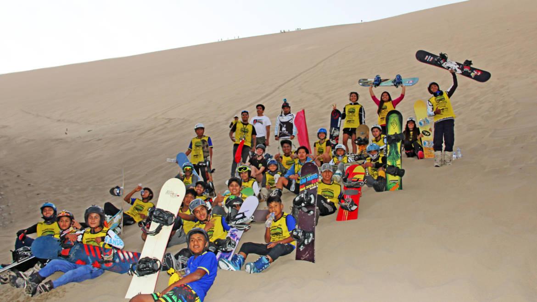 Sandboard SAC-Huacachina 2019